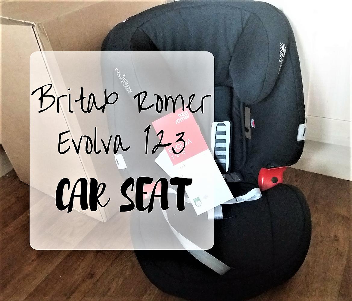 Britax Evolva 123 Review