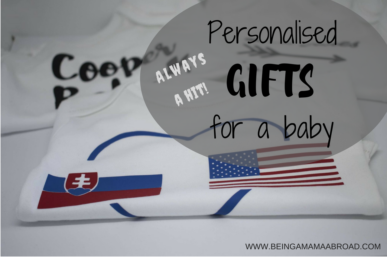 Personalised Gifts For A Baby