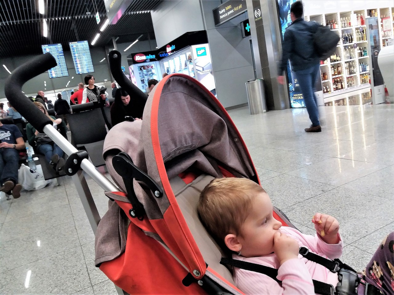 Tips On Flying With A Toddler